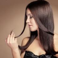 Rozdwojone końcówki włosów